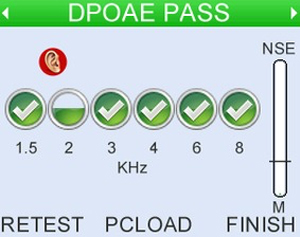 Any 2, 3, 4 or 5 bands configurable DP pass criteria